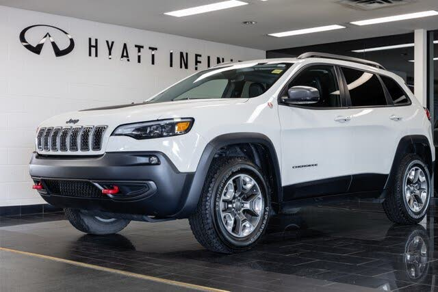 2019 Jeep Cherokee Trailhawk Elite 4WD