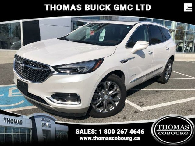 2019 Buick Enclave Avenir AWD