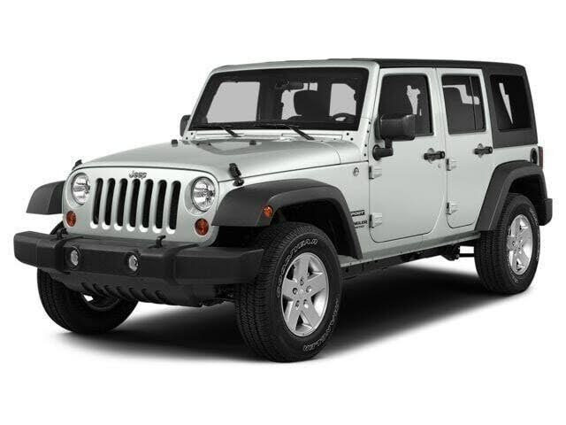 2015 Jeep Wrangler Unlimited Sport RHD 4WD