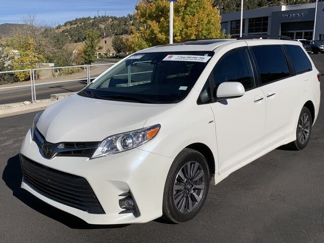 used 2020 toyota sienna xle 7 passenger awd for sale right now cargurus used 2020 toyota sienna xle 7 passenger