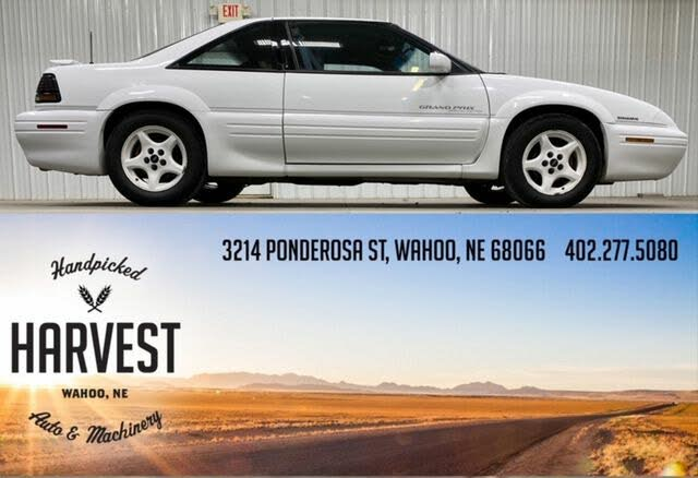 used 1995 pontiac grand prix 2 dr se coupe for sale right now cargurus 2 dr se coupe