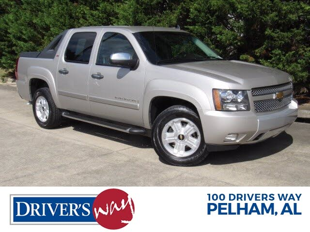 2008 Chevrolet Avalanche 3LT RWD