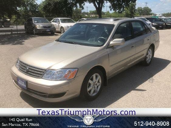 used 2004 toyota avalon for sale right now cargurus used 2004 toyota avalon for sale right