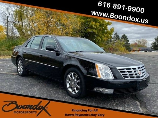 2011 Cadillac DTS Luxury FWD