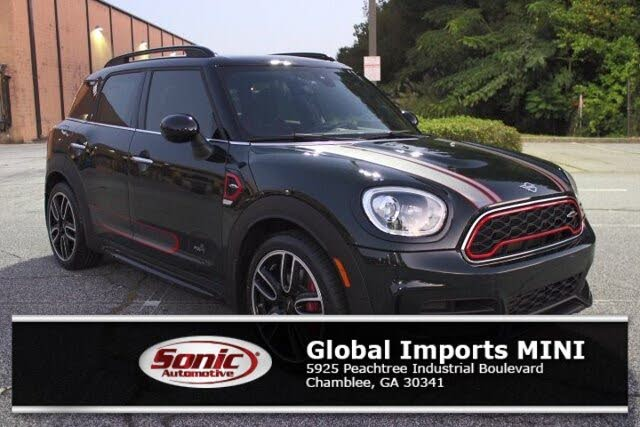 2019 MINI Countryman John Cooper Works ALL4 AWD