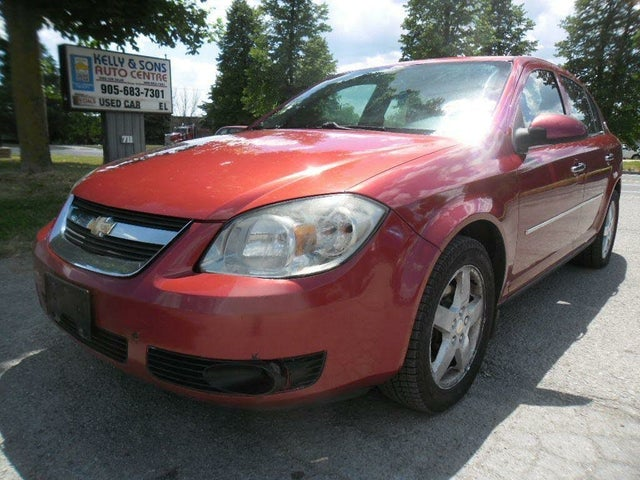2010 Chevrolet Cobalt LT Team Canada Edition Sedan FWD