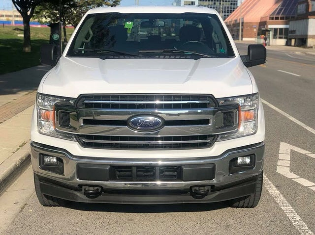2018 Ford F-150 XLT SuperCab LB 4WD
