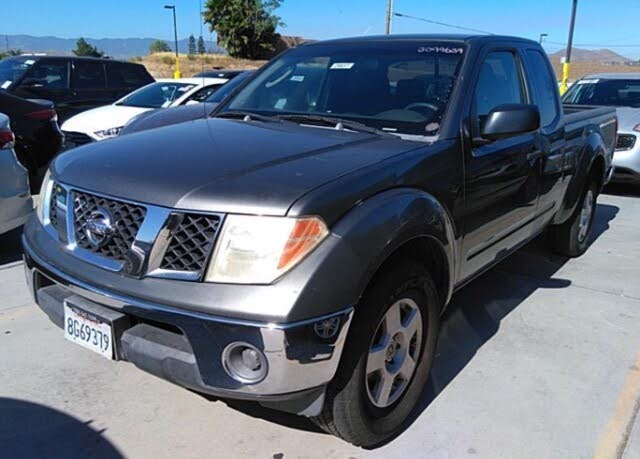 2007 Nissan Frontier SE King Cab RWD