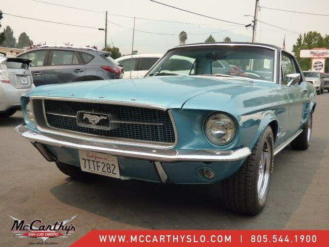 1967 Ford Mustang Coupe RWD