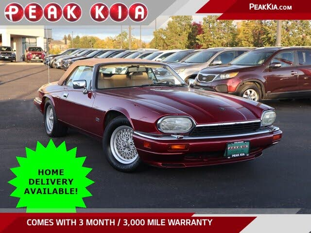 1994 Jaguar XJ-Series XJS Convertible RWD