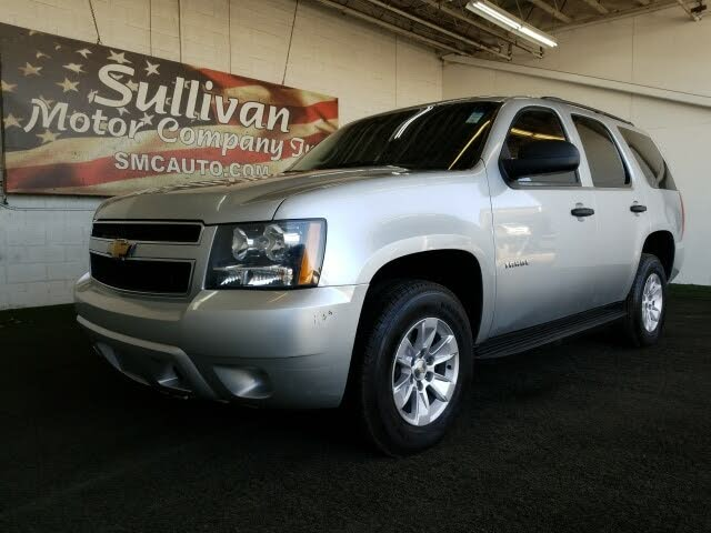 2013 Chevrolet Tahoe Fleet 4WD