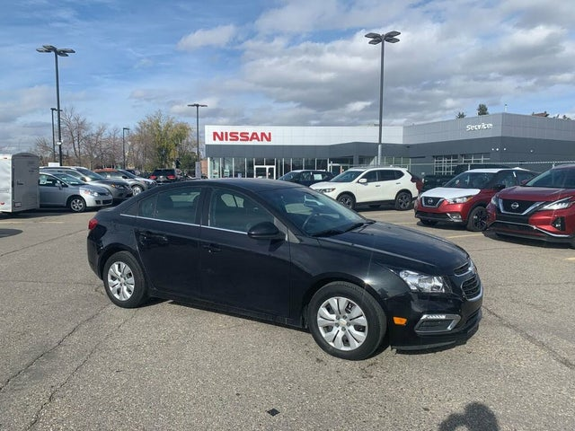 2015 Chevrolet Cruze 1LT Sedan FWD