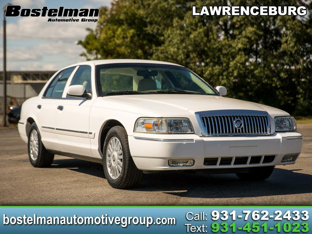 used mercury grand marquis for sale in jackson tn cargurus used mercury grand marquis for sale in
