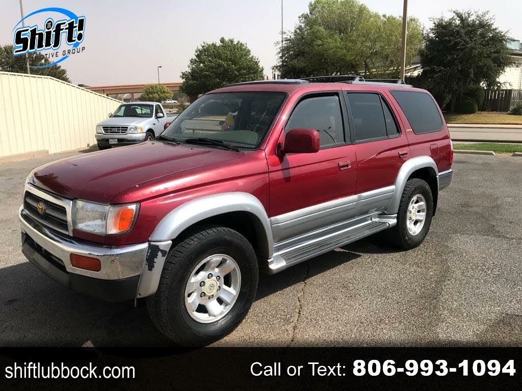 used 1997 toyota 4runner for sale right now cargurus used 1997 toyota 4runner for sale right
