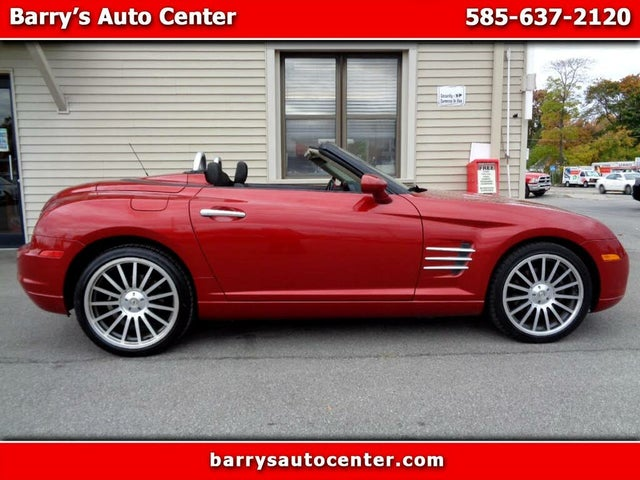 2007 Chrysler Crossfire Roadster RWD