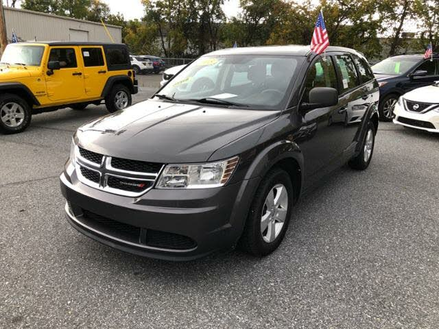 2015 Dodge Journey Canada Value Package FWD