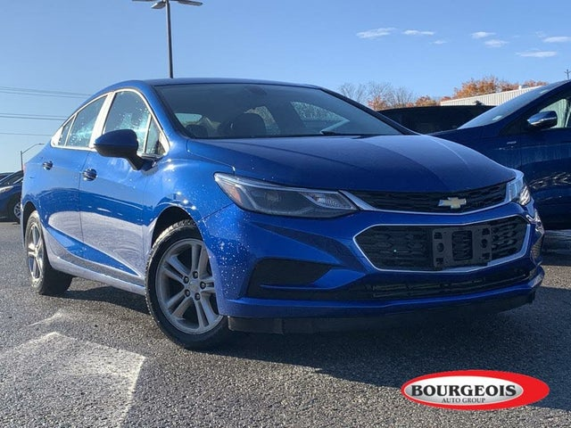 2016 Chevrolet Cruze LT Sedan FWD