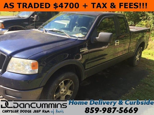 2005 Ford F-150 FX4 SuperCab SB 4WD
