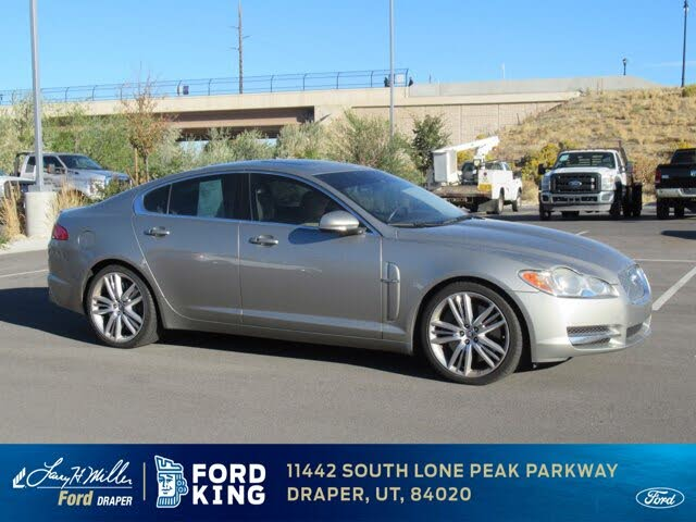 2010 Jaguar XF XF Supercharged RWD