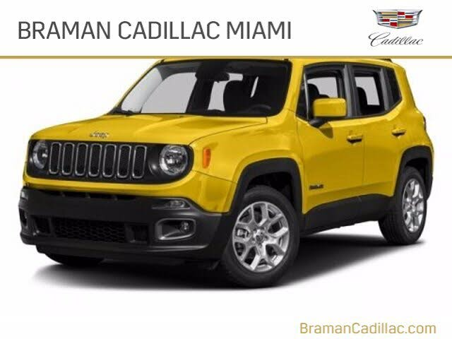 2016 Jeep Renegade Latitude FWD