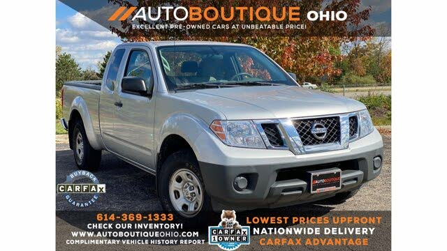 2017 Nissan Frontier S King Cab