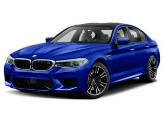 2019 BMW M5 Competition AWD