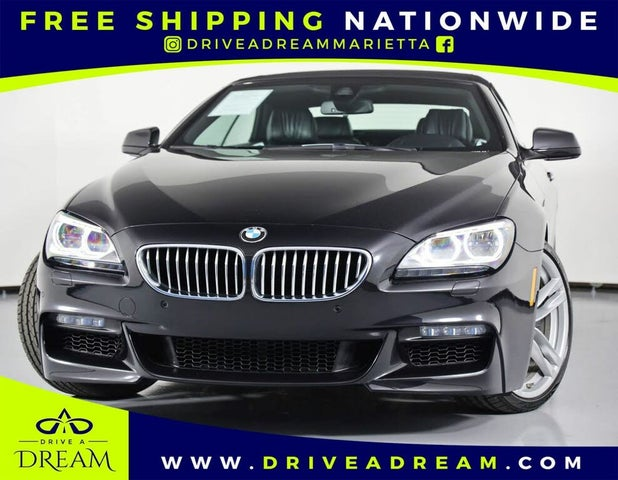 2014 BMW 6 Series 650i Convertible RWD