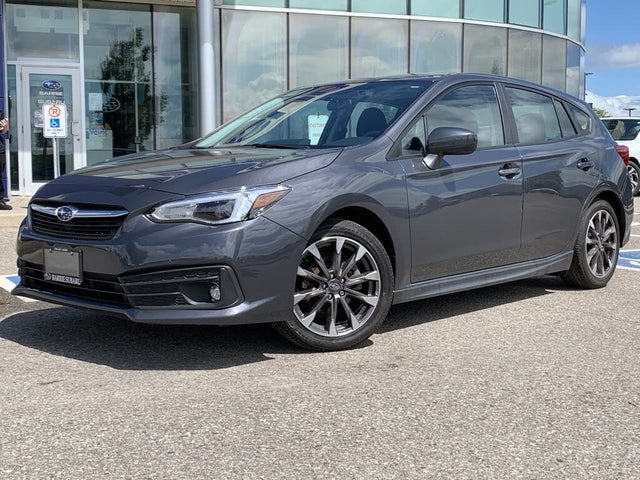 2020 Subaru Impreza 2.0i Sport Hatchback AWD with EyeSight Package