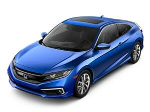 2019 Honda Civic Coupe EX FWD