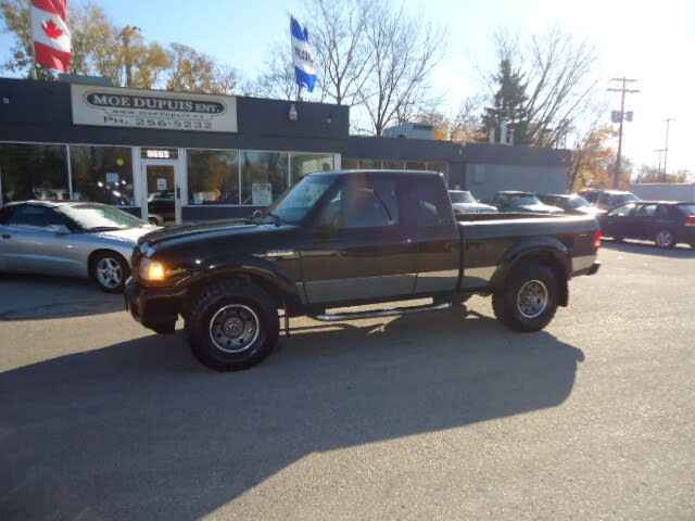 2006 Ford Ranger SPORT 4 Door SuperCab 4WD