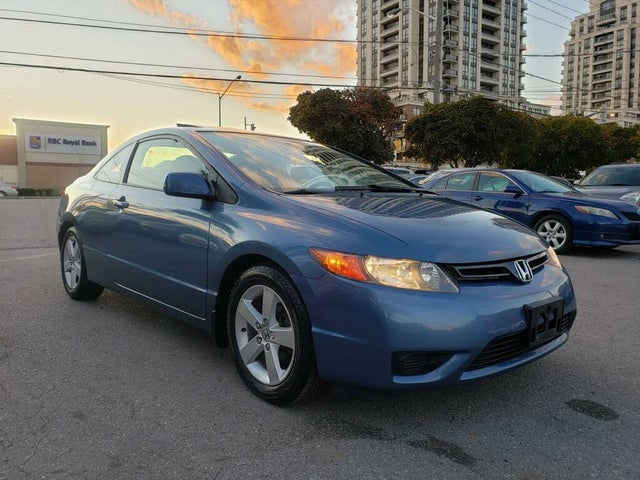 2007 Honda Civic Coupe EX