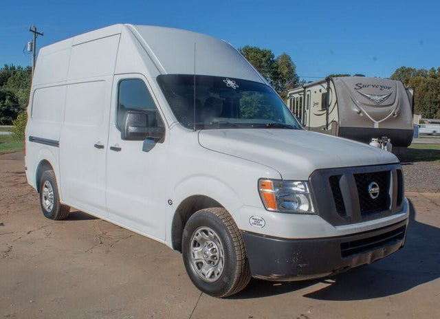 2015 Nissan NV Cargo 2500 HD SV with High Roof