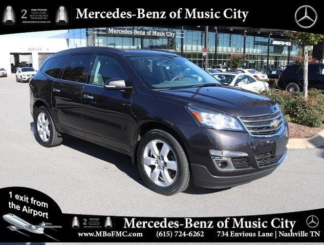 Used Chevrolet Traverse For Sale In Nashville Tn Cargurus