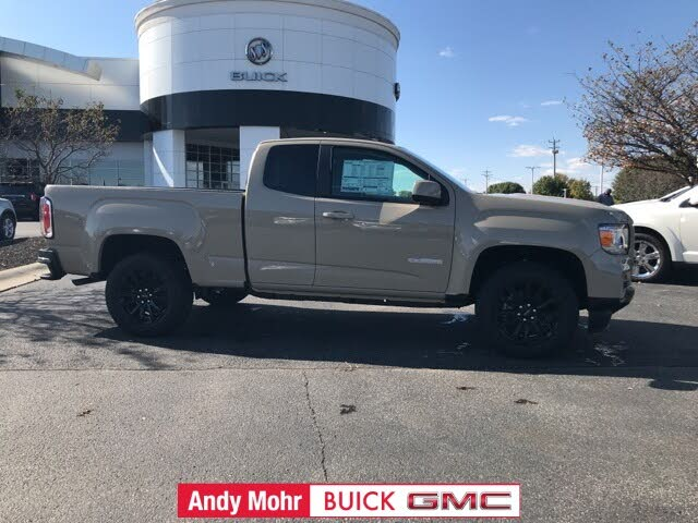 2021 GMC Canyon Elevation Extended Cab RWD