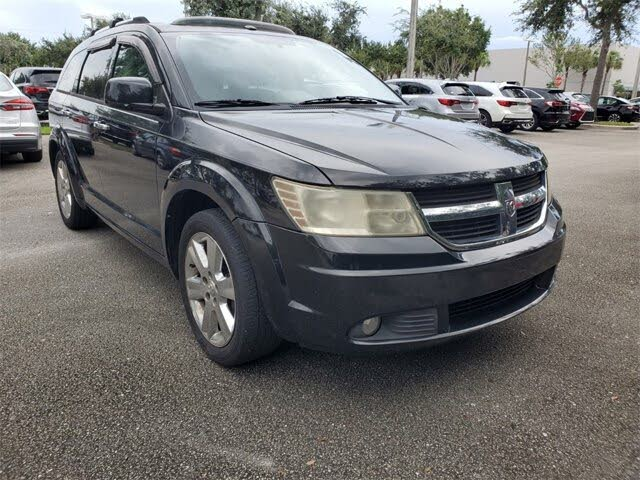 2010 Dodge Journey R/T FWD