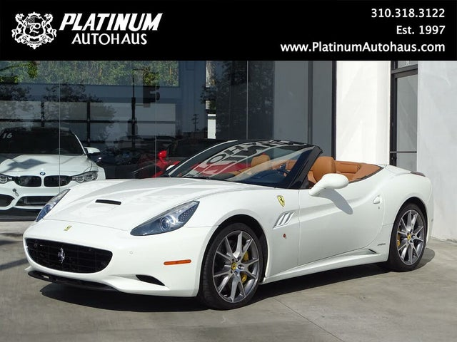 2014 Ferrari California Roadster
