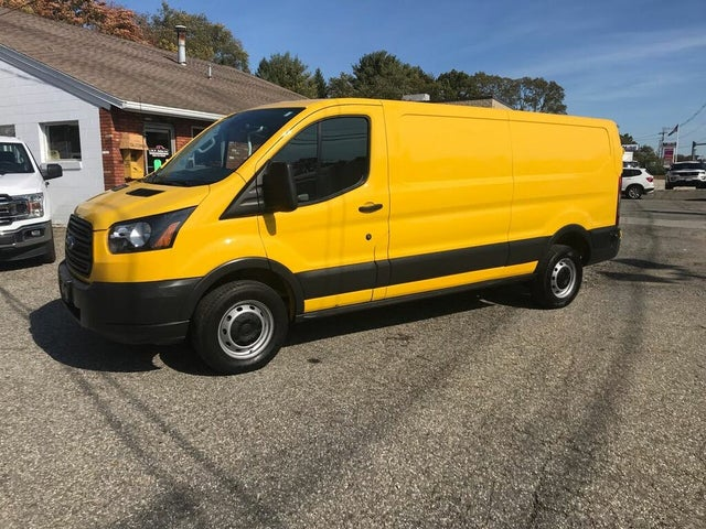 2017 Ford Transit Cargo 250 3dr LWB Low Roof Cargo Van with Sliding Passenger Side Door