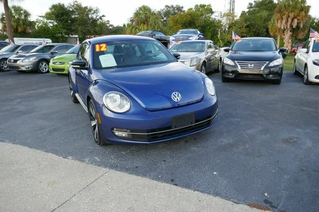 2012 Volkswagen Beetle Turbo with Sunroof and Sound