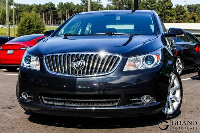 2013 Buick LaCrosse Touring FWD