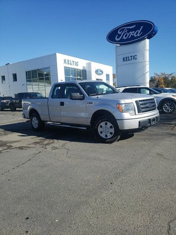 2012 Ford F-150 XLT SuperCab 4WD