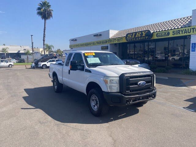 2011 Ford F-250 Super Duty XL SuperCab 4WD