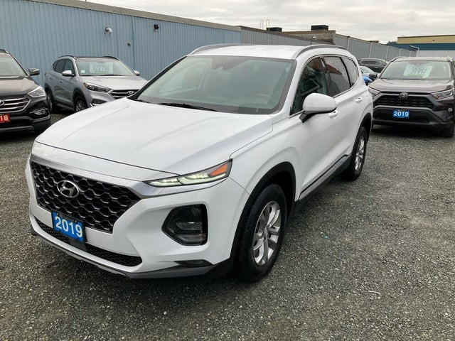 2019 Hyundai Santa Fe 2.4L Essential AWD with SmartSense Package