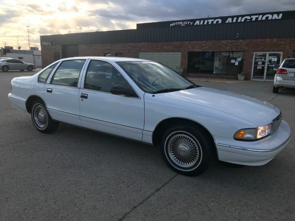 used 1994 chevrolet caprice for sale right now cargurus used 1994 chevrolet caprice for sale