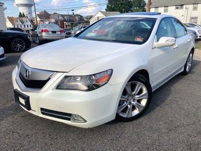 2009 Acura RL SH-AWD with Technology Package