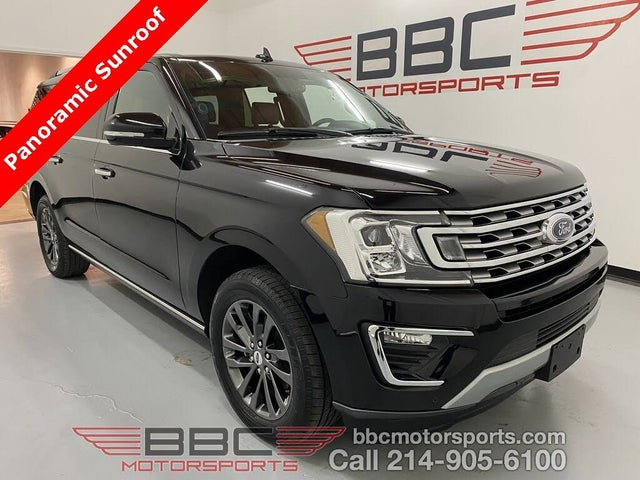 2019 Ford Expedition MAX Limited RWD