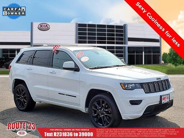 2017 Jeep Grand Cherokee Altitude 4WD