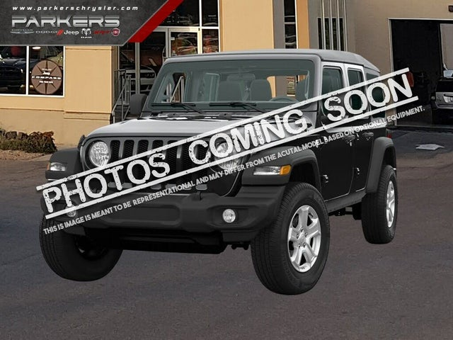 2021 Jeep Wrangler Unlimited Sport 4WD