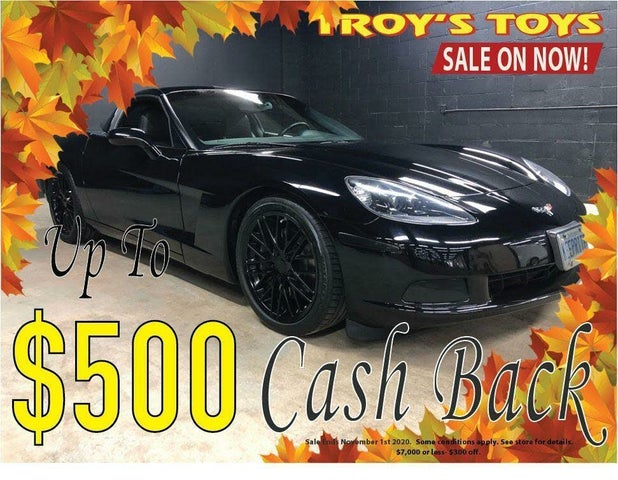 2009 Chevrolet Corvette 1LT Coupe RWD