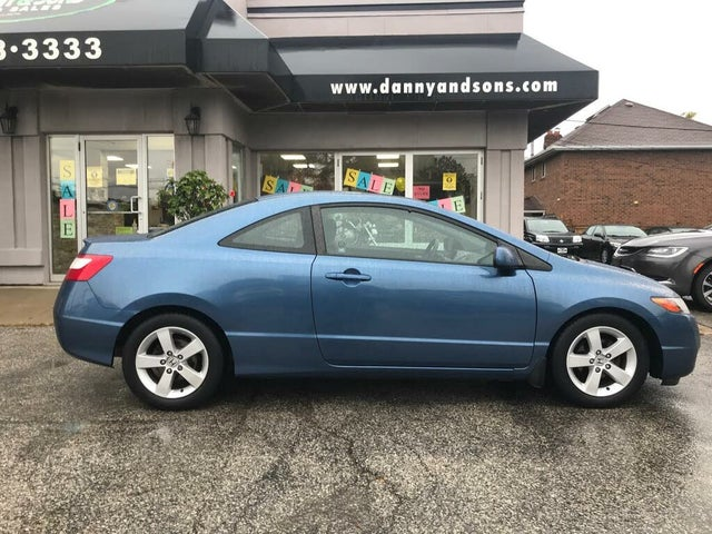 2008 Honda Civic Coupe LX Auto