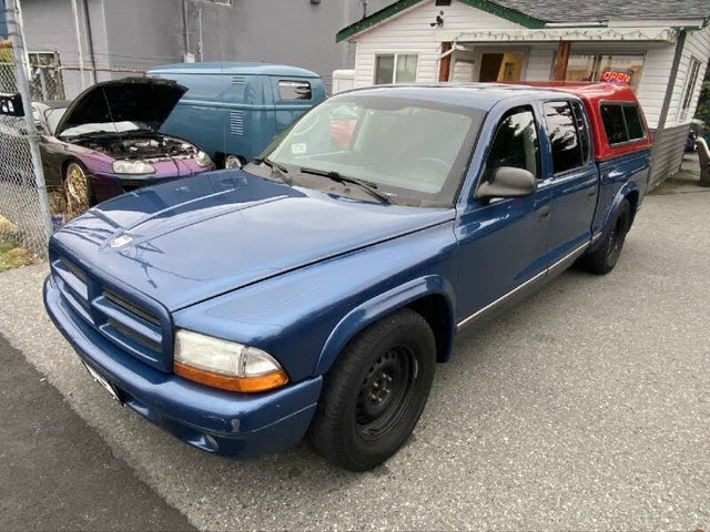 2003 Dodge Dakota Sport Quad Cab RWD